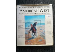 U.S Wild West Artists Book