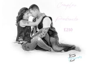 Couples Boudoir & For your eyes only Portraits.