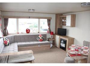 Amazing Value 12ft Static Caravan For Sale At Craig Tara ** Contact John on 07903867838 **