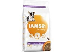 2kg IAMs Puppy Vitality Chicken