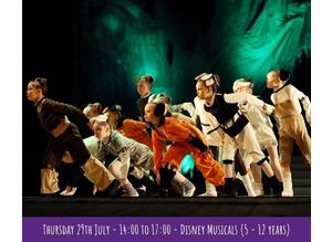 Guildford Spectrum Disney Musicals Workshop (5 - 12 years)