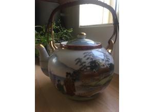 Vintage Japanese/ Chinese teapot