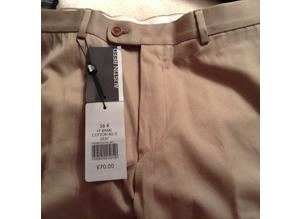 Austin Reed men's trousers-new with tags