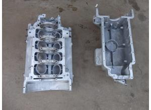 Engine block Maserati Indy 4.2 type Am116