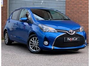 Toyota Yaris 1.33 VVT-i Icon Gorgeous 1 Owner, Very Low Mileage Example with Sat Nav.....Why Buy New??
