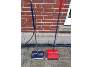 Manual Carpet Sweepers X 2