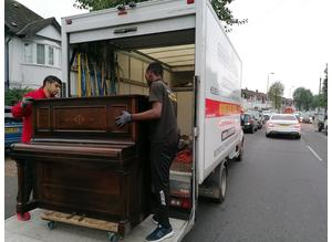 Reliable Piano Movers London. Since 2008