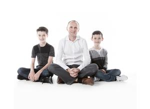 Fathers Day Professional portraits Kent