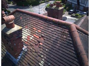 Property survey and Roof inspection using Drones