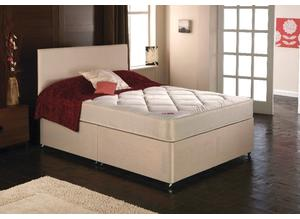 %BIG SALE OFFER% NEW DOUBLE DIVAN BED ONLY £119