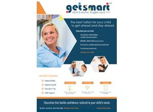 Expert tuition for Maths, English and 11+