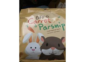 150g Carrot & Parsnip Treats