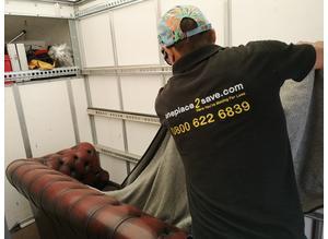Man and Van Sofa Collection London