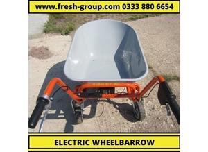 Electric Wheelbarrow. Powered Wheelbarrow For Sale £799. Sherpa Electric Wheelbarrow.