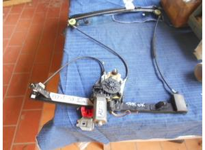 Rear left lift window mechanism with motor for Maserati Quattroporte M139