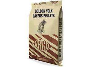20Kg Argo Golden Yolks Layers Pellets