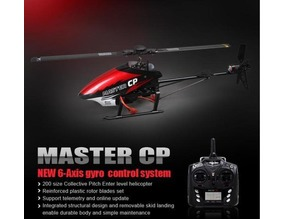 Walkera MASTER CP Flybarless 6-Axis 6CH RC Helicopter BNF.