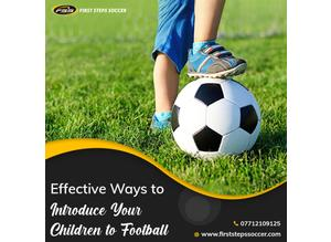 Enrol Your Child in the Best Swindon Junior Football Academy