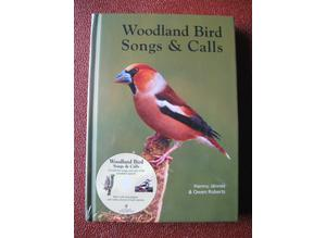 2 NEW BOOKS WOODLAND & WETLAND BIRD SONGS AND CALLS BOTH WITH CDS IN WRAPPER