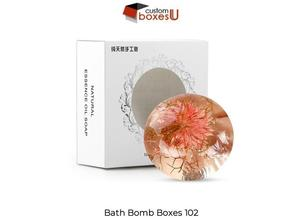 Incredible Bath Bomb Packaging and Point of Sale Material