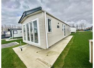 Stunning Luxury Caravan For Sale At Bunn Leisure In Selsey Close To Chichester, Portsmouth, Brighton