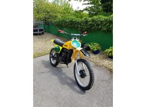 Vintage RM250 C2 1978 Suzuki motocross Bike Very Rare and collectable 1 prev owner