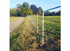 Top quality steel fencing/railings/gates