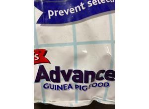 10kg Advanced Guinea Pig Food