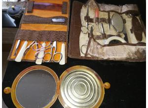 Vintage Grooming Beauty Sets Job Lot