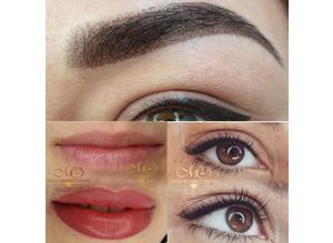 Looking for models PERMANENT MAKE UP
