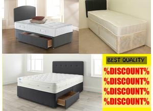 %Discount% on Double/Single Divan Bed %Discount%