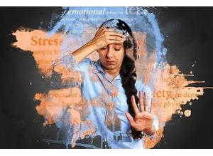 Don't let stress ruin your life! Regain balance, calmness and inner peace