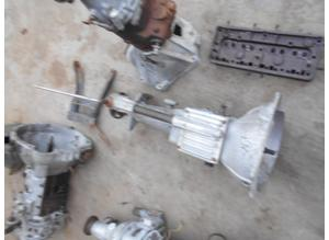 Gearbox Osca 1600