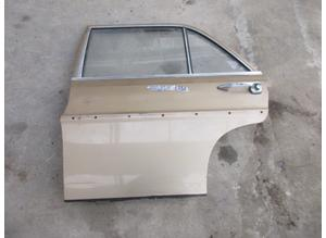 Rear left door with accessories for Mercedes W114