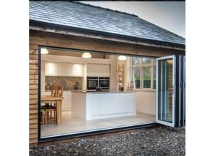Aluminium Bi-Fold SALE BEST PRICES and Free Delivery call for a free Quote