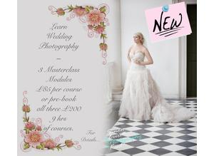 Learn to become a wedding photographer.