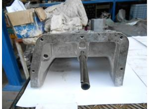 Engine cover for Citroen Sm