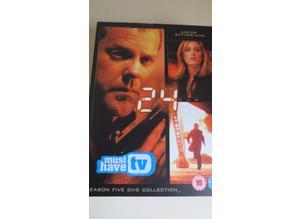 24 Season 5 - 7 Disc DVD Box Set