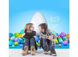 Easter Portraits for all the family
