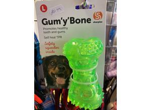 L Gum y Bone