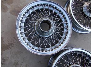 Wheels for Jaguar Mk2