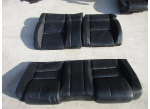 Rear seat Fiat Coup 2000 Turbo