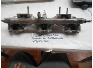 Intake manifold for Triumph TR6 - TR250