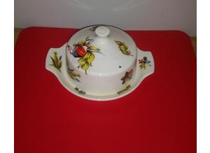Vintage Lord nelson covered plate