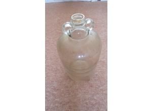 DemiJohn used for wine making.