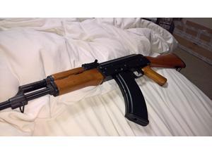 AK47 KALASHNIKOV Co2 CYBERGUN BRAND NEW