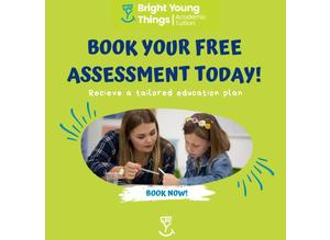 Bright Young Things Tuition Centre Open in Chineham!