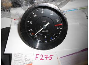 Rev counter Ferrari 275