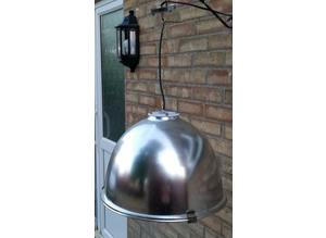 vintage reclamation retro industrial ceiling /factory lamp industrial design
