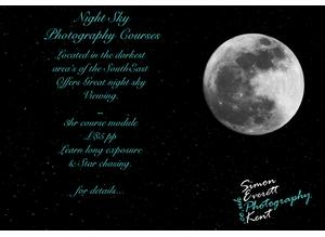 Night Sky Photography Courses